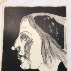 Arte: LITOGRAFÍA DE JOSEP MARÍA GARCÍA LLORT.. Lote 262189960