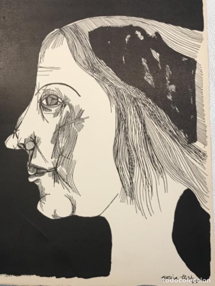 Arte: LITOGRAFÍA DE JOSEP MARÍA GARCÍA LLORT. - Foto 2 - 262189960