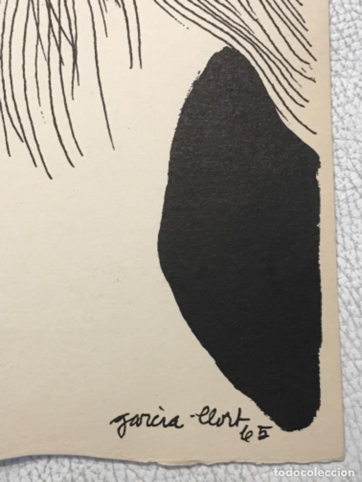 Arte: LITOGRAFÍA DE JOSEP MARÍA GARCÍA LLORT. - Foto 4 - 262189960