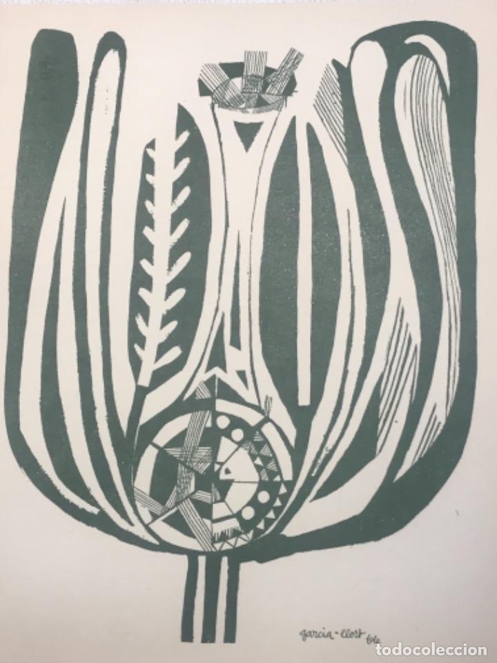 Arte: LITOGRAFÍA DE JOSEP MARÍA GARCÍA LLORT. - Foto 2 - 262190895