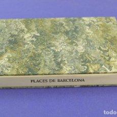 Arte: PLACES DE BARCELONA, SIMÓ BUSOM, JOSEP Mª CADENA, 1994, LITOGRAFÍAS, EDICIÓN DE 60 EJEMPLARES.. Lote 268610509