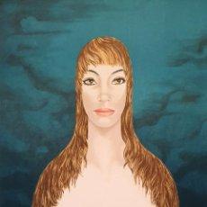Arte: FÉLIX LABISSE (1905 - 1982). LITOGRAFÍA ORIGINAL, PAPEL JAPÓN. FIRMADA Y NUMERADA A LÁPIZ.. Lote 269144673