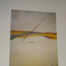 Arte: (M) JAUME GENOVART LLOPIS - LITOGRAFIA NUMERADA Y FIRMADA 91 / 375 , 48 X 39 CM, BUEN ESTADO. Lote 269816073