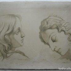Arte: PIEDRA LITOGRÁFICA. LITOGRAFÍA.. Lote 270231478