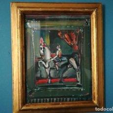 Arte: LITOGRAFIA GEORGES ROUAULT L ÉCUYERE, 1971. Lote 275894423