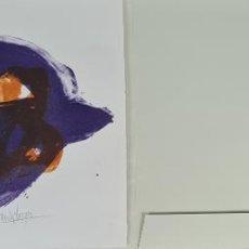 Arte: EL RACO DE CAN FABES. XABELA VARGAS. LITOGRAFIA SOBRE PAPEL. SIGLO XX.. Lote 276476218