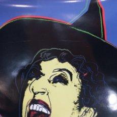 Arte: ANDY WARHOL.POP ART. WICTH.MYTHS SERIES.. Lote 277069193