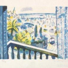 Arte: RAMON MOSCARDÓ - LITOGRAFÍA -. Lote 278167163