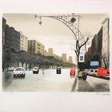 Arte: FREDERIC LLOVERAS - LITOGRAFÍA -. Lote 278171108