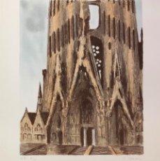 Arte: SIMÓ BUSOM - LITOGRAFÍA -. Lote 278191708