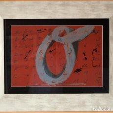 Arte: ANTONI TAPIES DERRIERE LE MIROIR - BARCELONA 1.923-2012. Lote 273264793