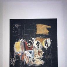 Arte: JEAN-MICHEL BASQUIAT - LITOGRAFIA - UNTITLED - 1981 - 250 EX. - 50X70. Lote 278920583