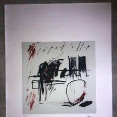 Arte: JEAN-MICHEL BASQUIAT - LITOGRAFIA - UNTITLED - 1981 - 250 EX. - 50X70. Lote 278920848