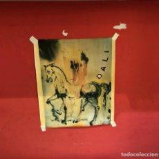 Art: SALVADOR DALI. CABALLO DE TRIUNFO. CABALLOS DALINIANOS.LITOGRAFIA EDITADA POR SPADEM 1983. Lote 285826588