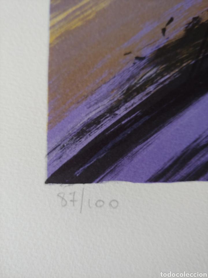 Arte: Jaume Genovart. Litografía firmada y numerada. - Foto 3 - 287679853