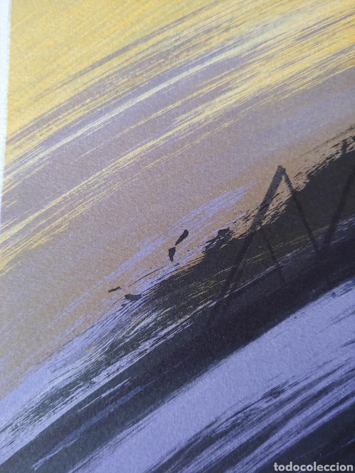 Arte: Jaume Genovart. Litografía firmada y numerada. - Foto 4 - 287679853