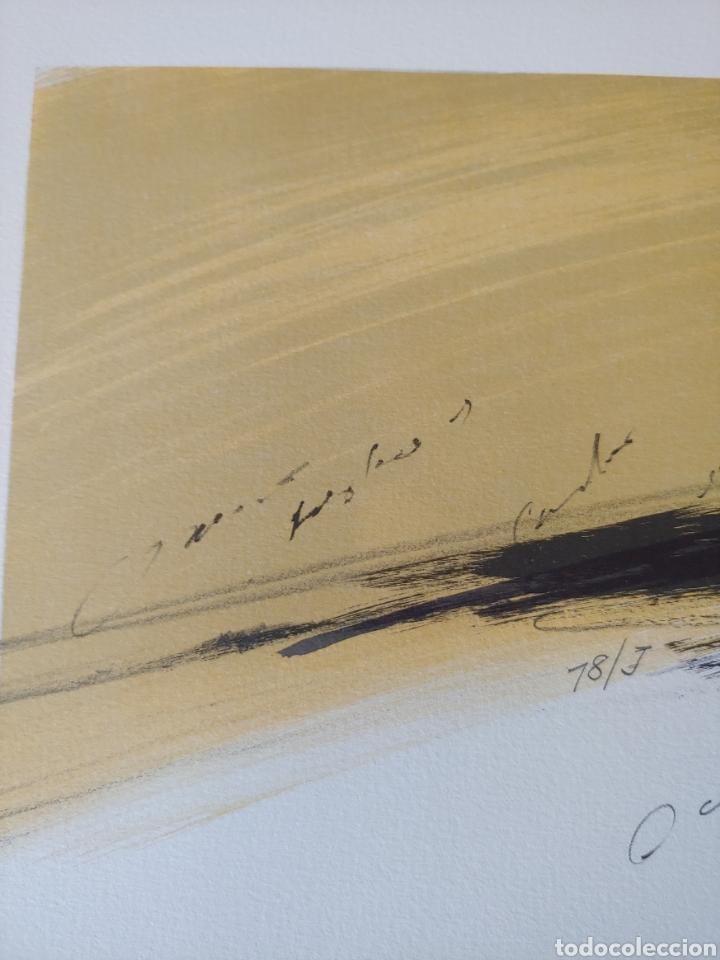 Arte: Jaume Genovart. Litografía firmada y numerada. - Foto 6 - 287679853