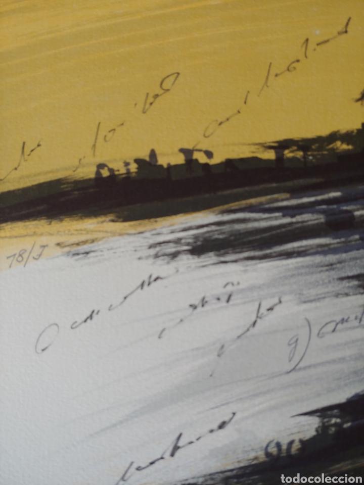 Arte: Jaume Genovart. Litografía firmada y numerada. - Foto 7 - 287679853