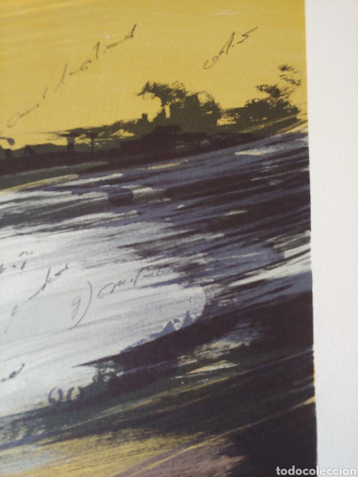 Arte: Jaume Genovart. Litografía firmada y numerada. - Foto 8 - 287679853