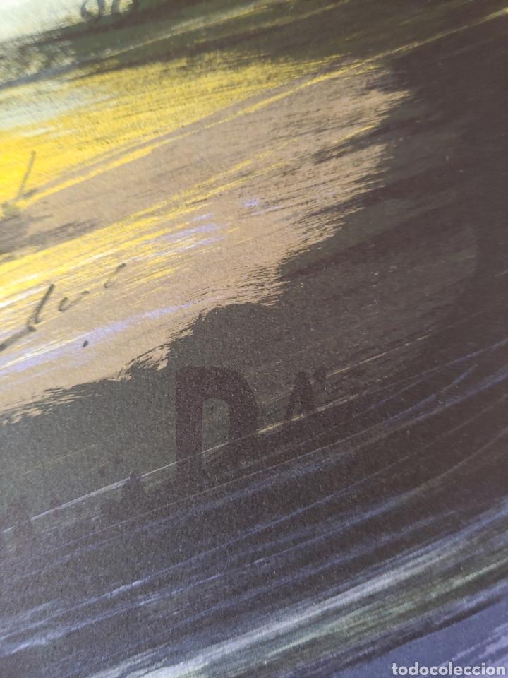 Arte: Jaume Genovart. Litografía firmada y numerada. - Foto 9 - 287679853