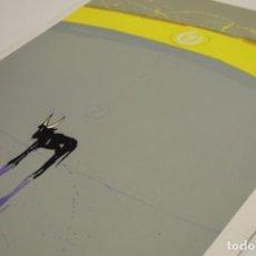 """Arte: LITOGRAFÍA DE CIENFUEGOS """" ALL IS SAND III"""". Lote 288000448"""