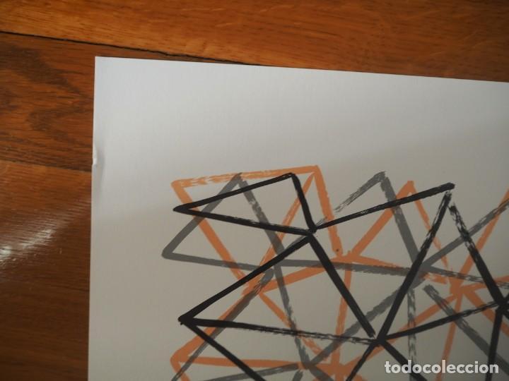 Arte: Joaquim Chancho. Litografia offset. Firmada y Numerada. 2008 - Foto 5 - 288995483