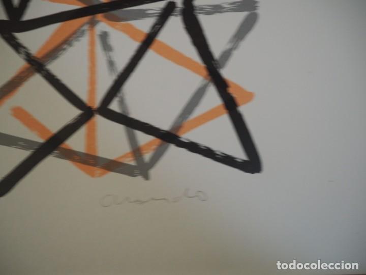 Arte: Joaquim Chancho. Litografia offset. Firmada y Numerada. 2008 - Foto 2 - 288995483