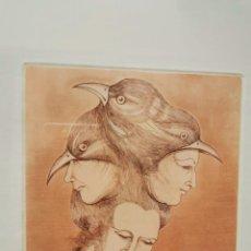 Arte: LITOGRAFÍA CARLOS BURÓ. Lote 289508128