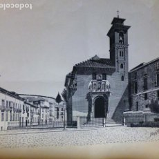 Arte: GRANADA LITOGRAFIA GARCIA SANCHEZ 1939 32 X 46 CMTS. Lote 289627503
