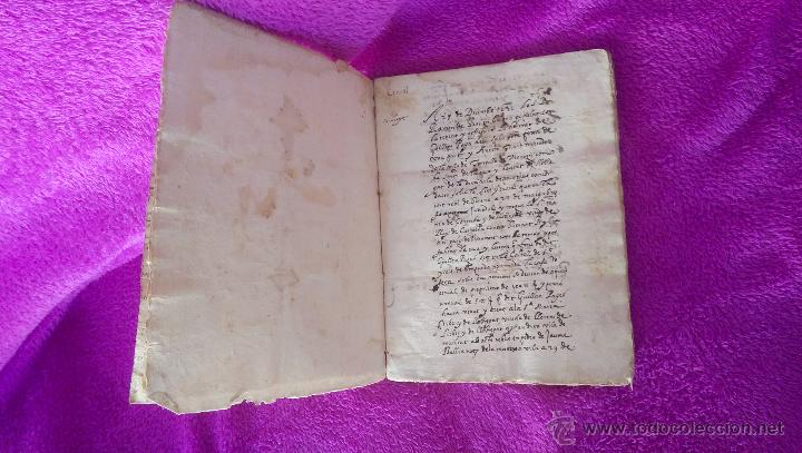 Arte: MANUSCRITS, CENSOS DE TORROELLA DE MONGRI, 1620-30-40 - Foto 2 - 44999118