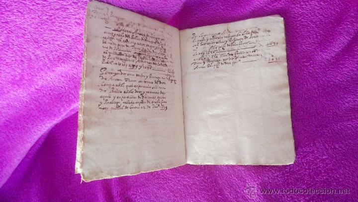 Arte: MANUSCRITS, CENSOS DE TORROELLA DE MONGRI, 1620-30-40 - Foto 4 - 44999118
