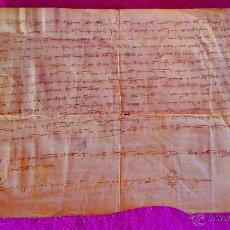 Arte: MANUSCRIT 1288, R. DE PEGUERA, COMPTE DE PALLARS SUBIRA, PRINCESA BIZANTINA, RAMON ROGER, JAUME I CQ. Lote 46167849