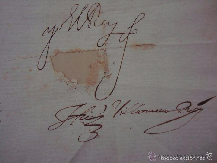 Arte: MANUSCRITO HISTORICO DE LA SUBLEVACIÓN DE LOS CATALANES EN 1640.FIRMADO FELIPE IV - Foto 3 - 55341848