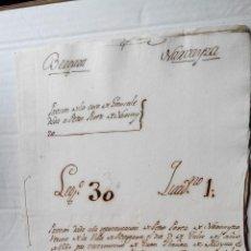 Arte: MANUSCRITO DE 1560 POSESION DE UNA CASA EN PUBLICA SUBASTA Y CARTA DE PAGO. Lote 56257702
