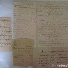 Arte: CONJUNTO DE RECETAS MANUSCRITAS DE APROXIMADAMENTE 1840 CONTRA ENFERMEDADES. Lote 81679336
