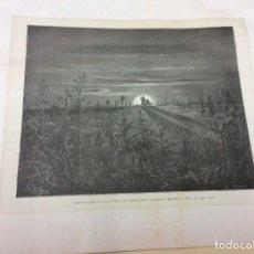 Arte: EL INGENIOSO HIDALGO DON QUIJOTE DE LA MANCHA, M. DE CERVANTES SAAVEDRA, VERSIÓN PORTUGUESA, 1876. Lote 97622591
