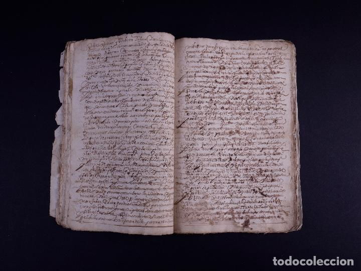 Arte: DEMOLICION DE LA IGLESIA DE SAN MARTIN DE SOPUERTA, BIZKAIA 1770 - Foto 8 - 119474463