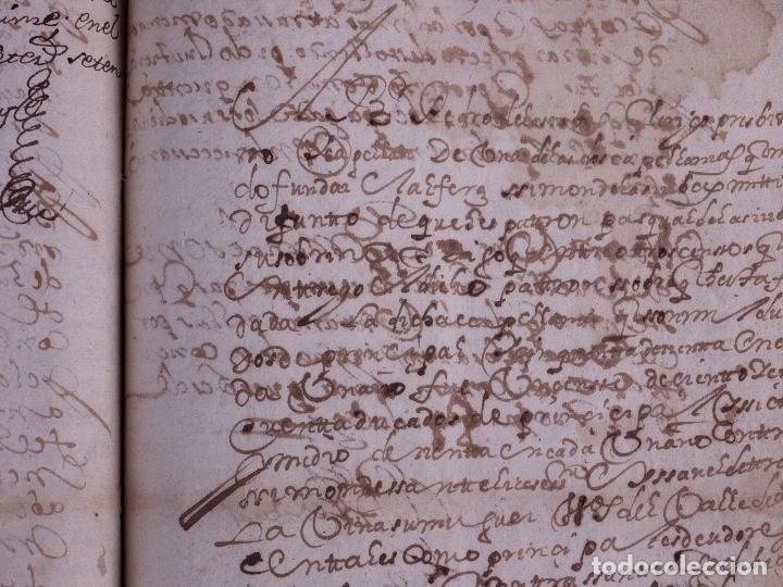 Arte: DEMOLICION DE LA IGLESIA DE SAN MARTIN DE SOPUERTA, BIZKAIA 1770 - Foto 10 - 119474463