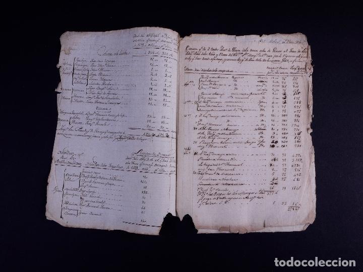 Arte: FAMILIA ELCANO, LOTE DE LEGAJOS, BIZKAIA 1790-1900 - Foto 2 - 119481831