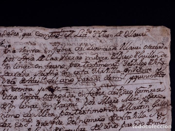 Arte: FAMILIA ELCANO, LOTE DE LEGAJOS, BIZKAIA 1790-1900 - Foto 13 - 119481831