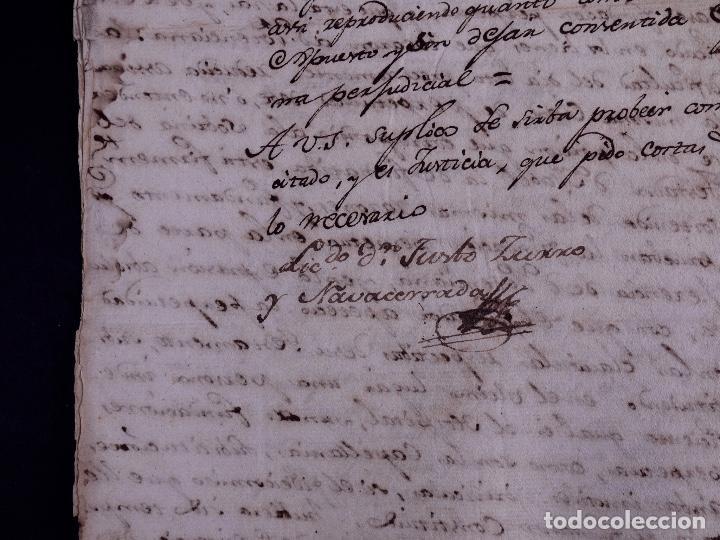 Arte: FAMILIA ELCANO, LOTE DE LEGAJOS, BIZKAIA 1790-1900 - Foto 15 - 119481831