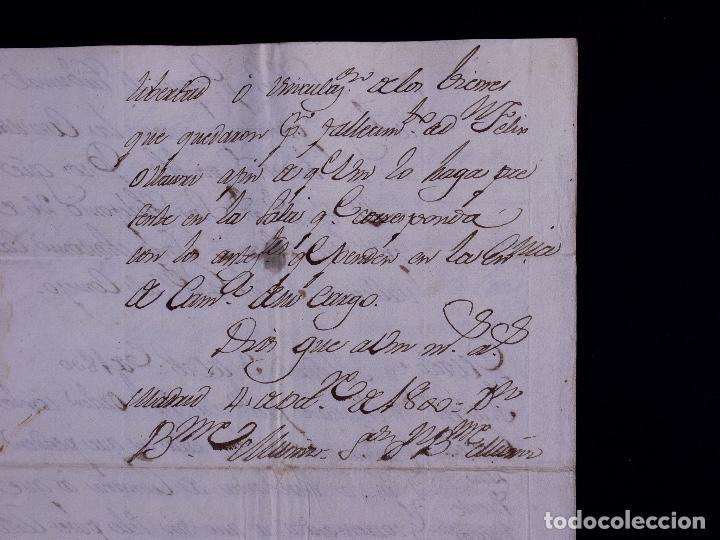 Arte: FAMILIA ELCANO, LOTE DE LEGAJOS, BIZKAIA 1790-1900 - Foto 17 - 119481831