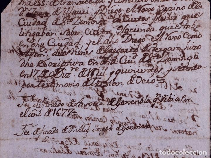Arte: FAMILIA ELCANO, LOTE DE LEGAJOS, BIZKAIA 1790-1900 - Foto 18 - 119481831