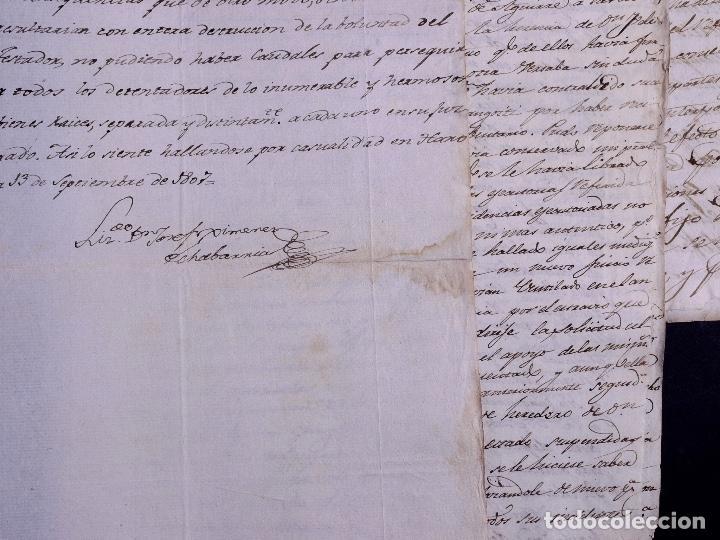 Arte: FAMILIA ELCANO, LOTE DE LEGAJOS, BIZKAIA 1790-1900 - Foto 21 - 119481831
