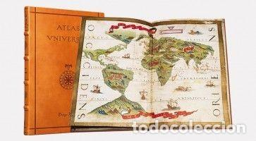 LOTE ATLAS ANTIGUOS EN EDICIÓN FACSIMIL. (Arte - Manuscritos Antiguos)