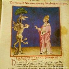 Art: WEISSAGUNGEN ÜBER DIE PÄPSTE VAT.PROFECÍAS SOBRE LOS PAPAS DEL VATICANO. PREDICTIONS OF THE POPES.. Lote 172098719
