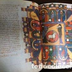 Arte: FACSIMIL BEATO DE LIEBANA SAINT-SEVER - DE EDILAN. Lote 178278055