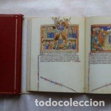 Arte: FACSIMIL APOCALIPSIS GULBENKIAN DE MOLEIRO. Lote 178279053