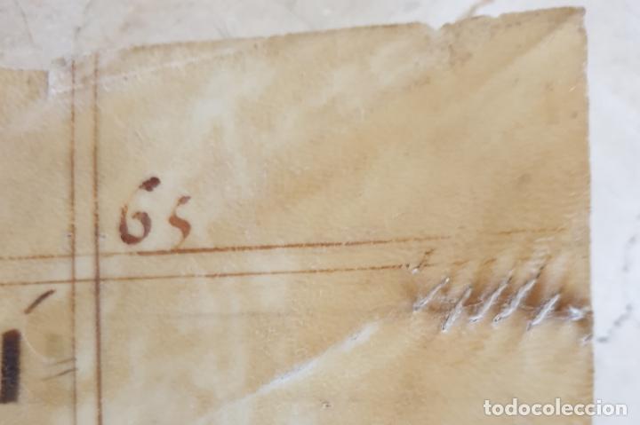 Arte: MUY ANTIGUA HOJA EN PERGAMINO MINIADO DE CANTORAL ROMANO,IDEAL PARA ENMARCAR,S.XVI- XVII - Foto 9 - 218443380