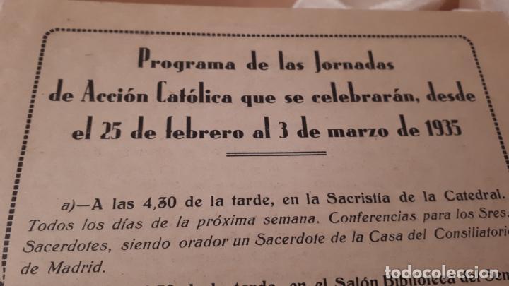 Arte: LOTE DE FOLLETOS. GRANADA 1935. - Foto 3 - 213413338